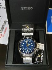 Seiko SBDC033 Scuba Blue Sumo Automatic Diver 200m (Replaces SBDC003) NEW 100%