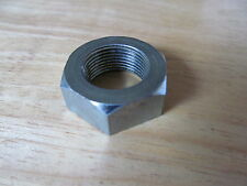 "82-1747 1953-66 TRIUMPH T120 TR6 3/4"" x 20tpi NON QD HUB REAR WHEEL SPINDLE NUT"