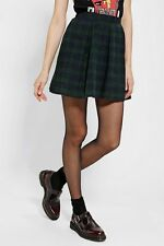 Urban outfitters plaid skirt 90s GRUNGE SCHOOLGIRL size 12