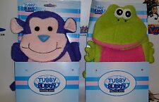 Tubby Buddy Waschlappen Affe u. Frosch Neu