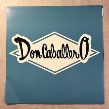 "Don Caballero ‎– Our Caballero/My 10 yr Old Lady - 7"" Vinyl RARE! NEVER PLAYED!"