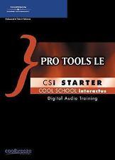 Pro Tools LE CSi Starter (Csi Starter), Colin MacQueen, Good Book