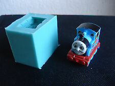Silicone Mould THOMAS THE TRAIN Sugarcraft Cake Decorating Fondant / fimo mold
