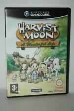 HARVEST MOON A WONDERFUL LIFE GIOCO USATO GAMECUBE EDIZIONE ITALIANA FR1 41517