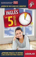 Ingls en 5 minutos Ingles en 100 Dias) Spanish Edition)