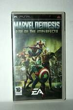 MARVEL NEMESIS RISE OF THE IMPERFECTS USATO SONY PSP EDIZIONE INGLESE FR1 41649