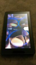 Amazon Kindle Fire Model DO1400 8GB, Wi-Fi, Tablet  eReader, 7in - Black color