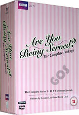 Are You Being Served The Complete Series 12 DVD Package BBC TV Comedy New