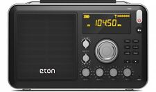 Eton Grundig AM/FM Shortwave Field RADIO with Alarm Clock, RDS, Sleep Timer