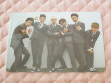 (ver. EXO-K Group) All Member 1st Album Repackage Growl Big Photocard TYPE A