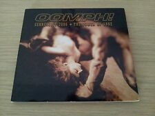 OOMPH!  GEKREUZIGT 2006 + THE POWER OF LOVE SINGLE CD DIGIPACK 5 SONGS 1 VIDEO
