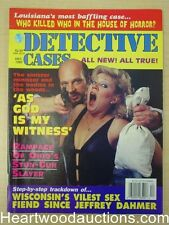 """Detective Cases"" December 1995 Assault Cover - High Grade"