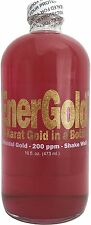 EnerGold® Ultraconcentrated Colloidal Gold 200 PPM 32-Oz. (2-Pack 16-Oz. Bottle)