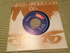 "PRIMERA LINEA - MALAS COMPAÑIAS 7"" SINGLE ONE SIDED PROMO JUSTINE 90 POWER POP"