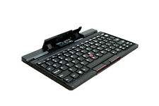 Lenovo ThinkPad Tablet 2 Bluetooth Keyboard with Stand FRU 04Y1488 EBK-209A