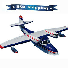71in Grumman G44 Widgeon RC Airplane Seaplane (Fiberglass+Balsa) ARF Kit