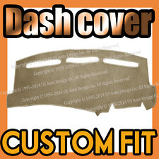 Fits 2008-2012 BUICK ENCLAVE  DASH COVER MAT DASHBOARD PAD / BEIGE