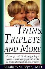 Twins, Triplets, and More: Their Nature, Development and Care-ExLibrary