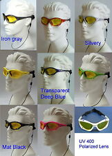 Yellow lens glasses Kitesurfing in low light conditions windsurfing wakeboard