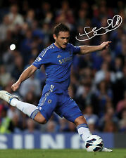 FRANK LAMPARD #3 (CHELSEA) - 10X8 PRE PRINTED LAB QUALITY PHOTO PRINT