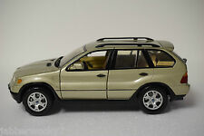 Motormax No. 73105 BMW X5 - Die Cast 1/18 Scale Model - Used - No Box