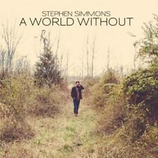Simmons,Stephen - A World Without - CD
