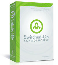 SOS Switched On Schoolhouse Science Grade 6 2016 Edition NEW With Install CD AOP