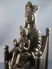 Black Madonna Sous Terra French Museum Replica Gnostic Christian Statue #BMT