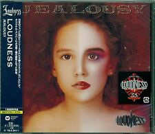LOUDNESS JEALOUSY 2015 JAPAN CD - 35th Anniversary Edition - GIFT PERFECT!