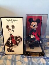 DISNEY STORE LIMITED EDITION MUÑECA MINNIE MOUSE Signature Collection