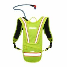 SOURCE iVis Firefly 2L High Visibility Hydration Pack 2L WXP Widepac  Neon Lime