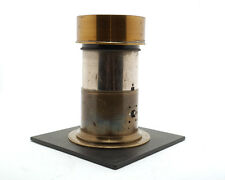 French Petzval 10in. 240mm f/4.5 Brass lens on a Sinar Horseman 4x5 camera
