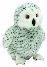 Suki Gifts Yomiko Classics Jungle & Wildlife Snowy Owl Medium Soft Plush Toy
