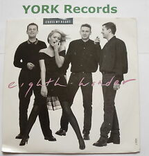 """EIGHTH WONDER - Cross My Heart - Excellent Condition 7"""" single CBS 651552 7"""