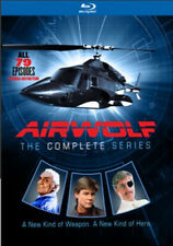 Airwolf: Complete Series (2016, Blu-ray NEUF)14 DISC SET