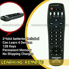 Universal TV DVD VCD SAT Remote Control Controller Learning Function 128 keys