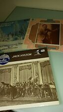 DECCA  RECORD JACK HYLTON  BIG BAND X 2 & THE WORLD OF CHRISTMAS  EXCELLENT CON