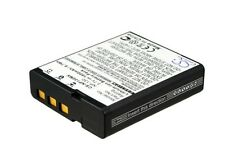 3.7V battery for Casio Exilim EX-ZR300GD, Tryx, Exilim EX-ZR100BK, Exilim EX-ZR2