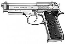 M92F No.24 Stainless Military Model Hop Hand Gun Tokyo Marui F/S from Japan