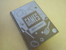"685 PAGE NON-FICTION BOOK "" GAMES "" BY JESSIE H. BANCROFT / PUBLICATION YEAR ?"