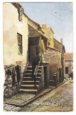 The Decey, St Ives PPC, 1905 Swindon PMK, to Woolford, West St Farm, Somerford