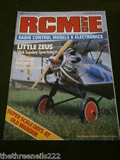 RCM&E - SCALE DAYS AT OLD WARDEN - SEPT 1987