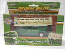 IRELAND IRISH SIGHTSEEING TOURS BUS SCALE MODEL VEHICLE DIECAST METAL