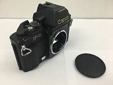 Canon F1 35mm Camera Limited Edition LA Olympic 1984