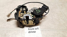 1997-2001 TOYOTA CAMRY FRONT DRIVER DOOR LOCK LATCH with actuator OEM