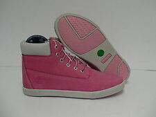 Women's timberland Earthkeepers juniors shoes size 6 Youth pink