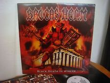 Brocas Helm - Black Death in Athens LP 2004