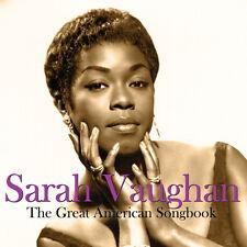 Sarah Vaughan GREAT AMERICAN SONGBOOK Best Of 47 Original Recordings NEW 2 CD