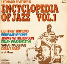 ENCYCLOPAEDIA OF JAZZ VOL 1 irma curry/mavis rivers/juanita hall/etc LP PS EX/EX