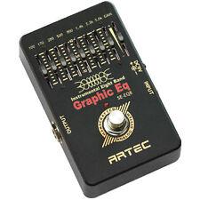 ARTEC 8 Band Graphic Equalizer pedal SE-EQ8